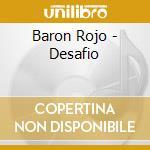 Desafio cd musicale di Rojo Baron