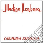 Caravana espanola cd musicale di Azahara Medina