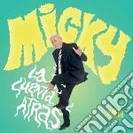 Micky - La Cuenta Atras cd musicale di MICKY