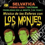 (LP VINILE) LP - LOS MONJES           - MUSICA DE LAS ESFERAS lp vinile di Monjes Los