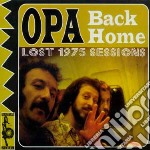 Opa - Back Home cd musicale di OPA