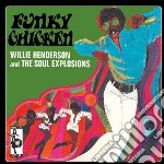 FUNKY CHICKEN & MORE                      cd musicale di Willie Henderson