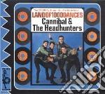 Cannibal & The Headh - Anthology cd musicale di CANNIBAL & HEADHUNTERS
