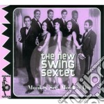(LP VINILE) LP - NEW SWING SEXTET     - MONKEY SEE MONKEY DO lp vinile di NEW SWING SEXTET