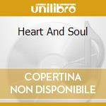 HEART AND SOUL                            cd musicale di Johnny Adams