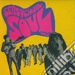 SENSACIONAL SOUL VOL.2 cd musicale di ARTISTI VARI