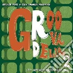 (LP VINILE) GROOVADELIA 2 lp vinile di Artisti Vari