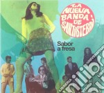 SABOR A FRESA cd musicale di LA NUEVA BANDA DE SANTISTEBAN