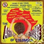 (LP VINILE) AFROSOUND OF COLUMBIA                     lp vinile di Artisti Vari