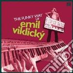 (LP VINILE) FUNKY WAY OF EMIL VIKLICKY                lp vinile di Emil Viklicky
