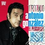 (LP VINILE) Tiritando lp vinile di Antonio el Gonzalez