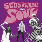Sensacional soul vol.3 cd musicale di Artisti Vari