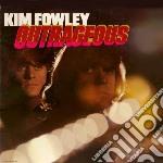 (LP VINILE) Outrageous lp vinile di Kim Fowley
