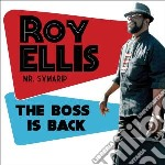 (LP VINILE) Boss is back lp vinile di Roy Ellis