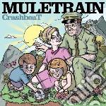 Muletrain - Crashbeat cd musicale di MULETRAIN