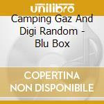 Blu box & cd musicale