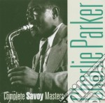 COMPLETE SAVOY MASTERS cd musicale di PARKER CHARLIE