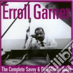Erroll Garner - The Complete Savoy And Dial Master Takes cd musicale di Erroll Garner