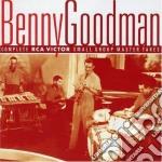 COMPL.RCA VICTOR SMALL... cd musicale di BENNY GOODMAN