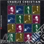 Complete studio recording - christian charlie cd musicale di Charlie christian (4 cd)