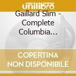 Compl.columbia master t. - slim & slam cd musicale di Slim gaillard & slam stewart (