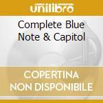 COMPLETE BLUE NOTE & CAPITOL cd musicale di NAVARRO/DAMERON