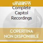 COMPLETE CAPITOL RECORDINGS cd musicale di TATUM ART