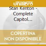 COMPLETE CAPITOL STUDIO... cd musicale di KENTON STAN