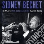 1939-1951 blue note cd musicale di Sidney bechet (3 cd)