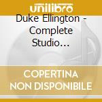 Complete studio transcriptions cd musicale di Duke Ellington