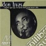 1946-'51 european small cd musicale di Don byas (3 cd)