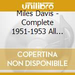 COMPL. 51-53 ALL STARS cd musicale di DAVIS MILES