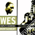 Wes Montgomery - Complete Recordings With Lionel Hampton cd musicale di Wes Montgomery