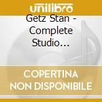 COMPLETE STUDIO SESSIONS cd musicale di GETZ/RANEY