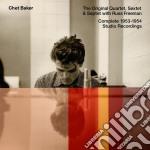 ORIGINAL 4,6,7TET R.FREEMAN cd musicale di Chet Baker