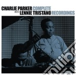 COMPLETE WITH LENNIE TRISTANO cd musicale di Tris Parker charlie