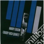 Harry Edison / Buddy Rich - Complete Studio Recordings cd musicale di Rich b Edison harry