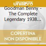 COMPL.CARNEGIE HALL '38 cd musicale di Benny Goodman