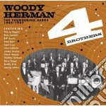 Woody Herman - Four Brothers cd musicale di Woody Herman
