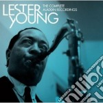 Lester Young - The Complete Aladdin Recordings cd musicale di Lester Young
