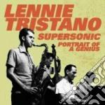 SUPERSONIC/PORTRAIT OF A GENIUS cd musicale di Lennie Tristano