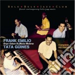 Grupo cubano de musica moderna - complet cd musicale di Guines Emilio frank