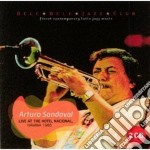 Arturo Sandoval - Live At The Hotel Nacional, Havana 1986 cd musicale di Arturo Sandoval