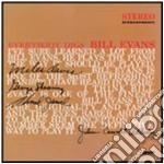 (LP VINILE) EVERYBODY DIGS BILL EVANS                 lp vinile di Bill Evans