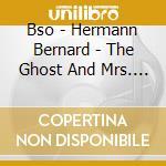 Bso - Hermann Bernard - The Ghost And Mrs. Muir cd musicale