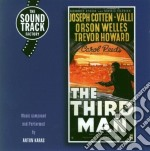 Anton Karas - The Third Man - 50th Anniversary cd musicale di Artisti Vari