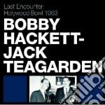 LAST ENCOUNTER H.B. 1963 cd musicale di Teaga Hackett bobby