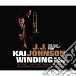 THE 1958 EUROPEAN TOUR                    cd musicale di Windin Johnson j.j.