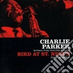 BIRD AT ST. NICK'S cd musicale di CHARLIE PARKER