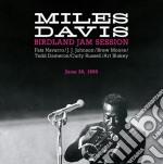 BIRDLAND JAM SESSION                      cd musicale di Miles Davis